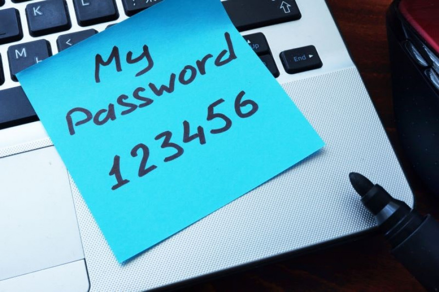 Staying safe online #1 - Passwords